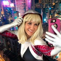 Jaimie Engle Invited to Speak at Florida Association for Media in Education on Cosplay and Character
